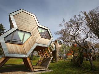 Grüne Wiek Modern houses