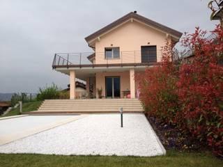 Private residence - Cernobbio Como Lake Archiluc's - Studio di Architettura Stefano Lucini Architetto Modern houses