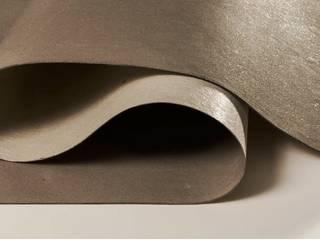 Concrete Wallpaper XSTONE XSTONE Bodenbelags GmbH Espaces commerciaux modernes