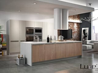 Modern style kitchen by ALVIC Modern