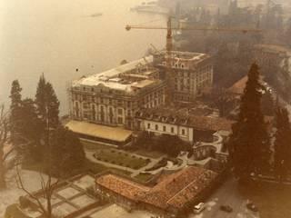 Grand Hotel Villa d'Este Archiluc's - Studio di Architettura Stefano Lucini Architetto Classic hotels