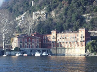 Grand Hotel Villa d'Este Archiluc's - Studio di Architettura Stefano Lucini Architetto Hotel Klasik