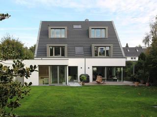 Einfamilenhaus Architekturbüro Sahle Moderne Häuser