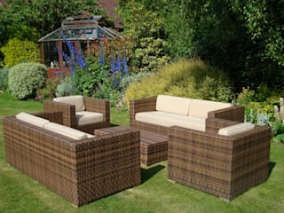 Arizona Sofa Suite:   by Garden Furniture Centre