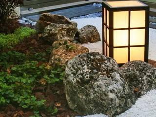 Projekty,  Ogród zimowy zaprojektowane przez Jardines Japoneses -- Estudio de Paisajismo,