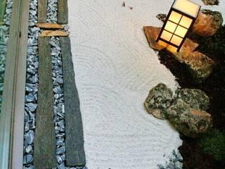 Un espacio zen increible de Jardines Japoneses -- Estudio de Paisajismo Asiático