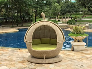 Apple Day Bed:   by Garden Furniture Centre