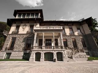 Castadiva Resort & SPA Archiluc's - Studio di Architettura Stefano Lucini Architetto Classic hotels