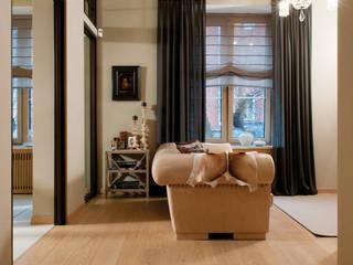 Квартира на улице Гиляровского LDdesign Гостиная в классическом стиле