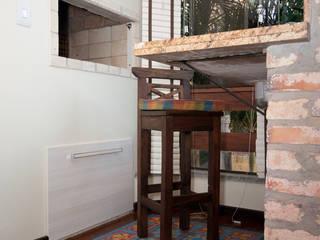 Projeto Apartamento de Casal: Paredes  por Malu Soeiro Reforma, Arte e Design