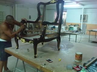 Abu Dhabi de Wing Chair S.A.