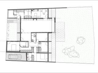 Plan du projet:  de style  par Vulacon-Gibello Architectes