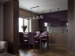 Квартира в Химках: Кухни в . Автор – Дизайн бюро Татьяны Алениной,
