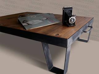 """Stół """"Platforma"""": styl , w kategorii  zaprojektowany przez Konceptdesign"""