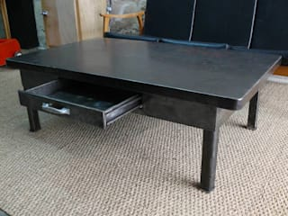 Table basse Industrielle ATAL par mai.b.store Industriel