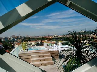 Piscinas modernas por Studio Architettura Carlo Ceresoli Moderno
