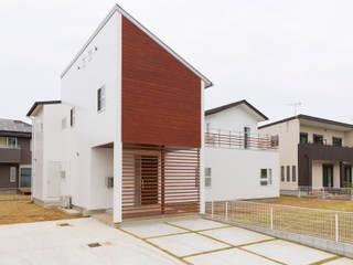 蔵波・HOUSE・T(KURANAMI・HOUSE・T): 吉田裕一建築設計事務所が手掛けた家です。