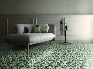 Salas modernas de Badkamer & Tegels magazine Moderno