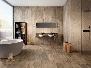 Badkamer & Tegels magazine Asian style bathroom
