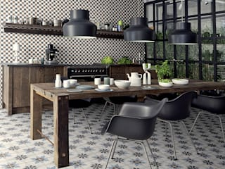 Kitchen by Badkamer & Tegels magazine, Mediterranean