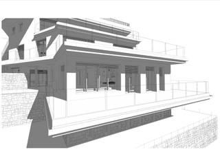 Private residence - Blevio Como Lake by Archiluc's - Studio di Architettura Stefano Lucini Architetto