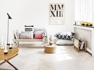 Salon de style de style Scandinave par Chicplace