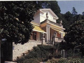 Villa Socotina - Como Lake Archiluc's - Studio di Architettura Stefano Lucini Architetto Casas de estilo clásico