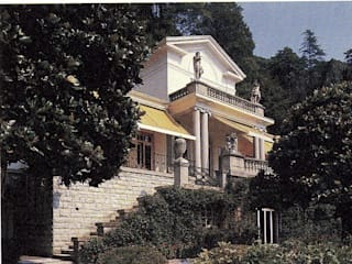 Villa Socotina - Como Lake Archiluc's - Studio di Architettura Stefano Lucini Architetto Nhà phong cách kinh điển