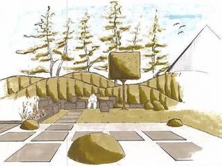 حديقة تنفيذ Naturform Japangärten & Koiteichbau,