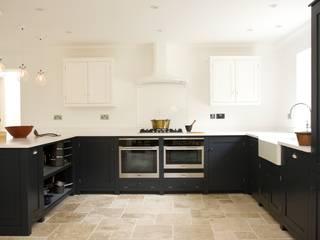 The Staffordshire Shaker Kitchen by deVOL deVOL Kitchens Modern kitchen
