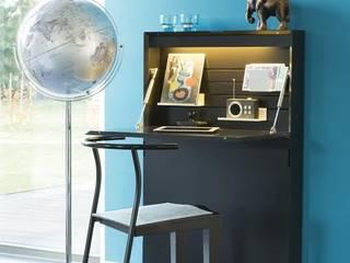 flatmate: moderne Arbeitszimmer von Müller Möbelwerkstätten
