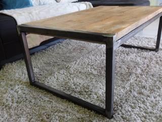 Table basse recyclée:  de style  par Bg meubles