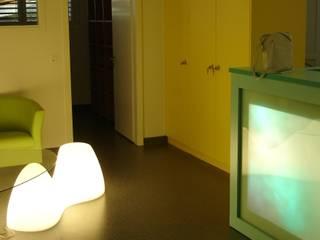 Salle d'attente  du CCAC de Fribourg:  de style  par LCDS