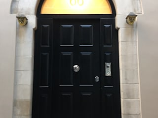 Knightsbridge:  Windows  by Stronghold Security Doors
