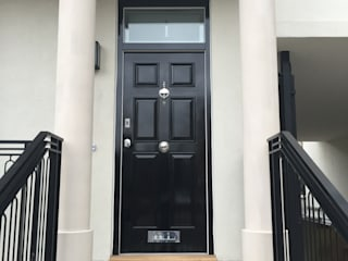 Crest Nicolson:  Windows  by Stronghold Security Doors