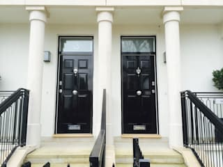 Crest Nicolson Modern Windows and Doors by Stronghold Security Doors Modern