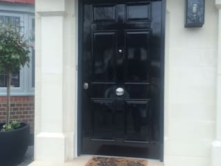 Richmond Classic windows & doors by Stronghold Security Doors Classic