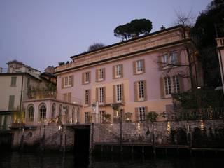 Villa Silva - Torno Como Lake Archiluc's - Studio di Architettura Stefano Lucini Architetto Classic style houses