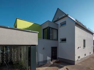Casas de estilo  por Ewald.Volk.Architekten, Moderno