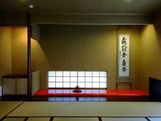丘水庵 茶室 モダンデザインの 多目的室 の 片倉隆幸建築研究室 モダン