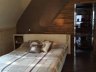 Klassische Schlafzimmer von Ad Hoc Concept architecture Klassisch