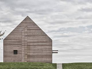 Sommerhaus Südburgenland 24gramm Architektur Moderne Häuser