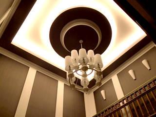 Eleganckie Wnętrze: styl , w kategorii Korytarz, przedpokój zaprojektowany przez LMarchitekt