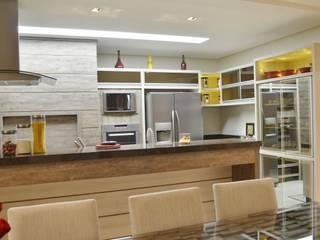Cocinas de estilo rústico de Ésse Arquitetura e Interiores Rústico