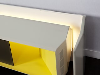 Wide Salon moderne par Vincent Tordjman Moderne