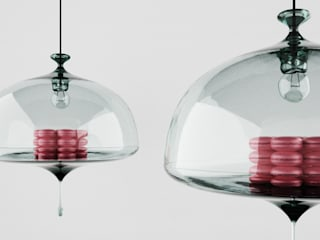 Luminaire Gourmandise par Kevin Testamarck Moderne
