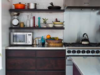 Cuisine de style  par Mustard Architects