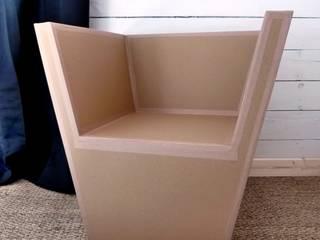 Le fauteuil GéoLiñ:  de style  par CréaZoé