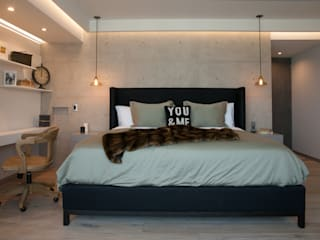 kababie arquitectos BedroomAccessories & decoration