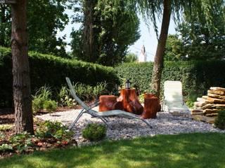 Kameralny ogródek : styl , w kategorii  zaprojektowany przez archiDENA architektura krajobrazu